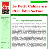 logo Le Petit Cahier n°54 est paru !